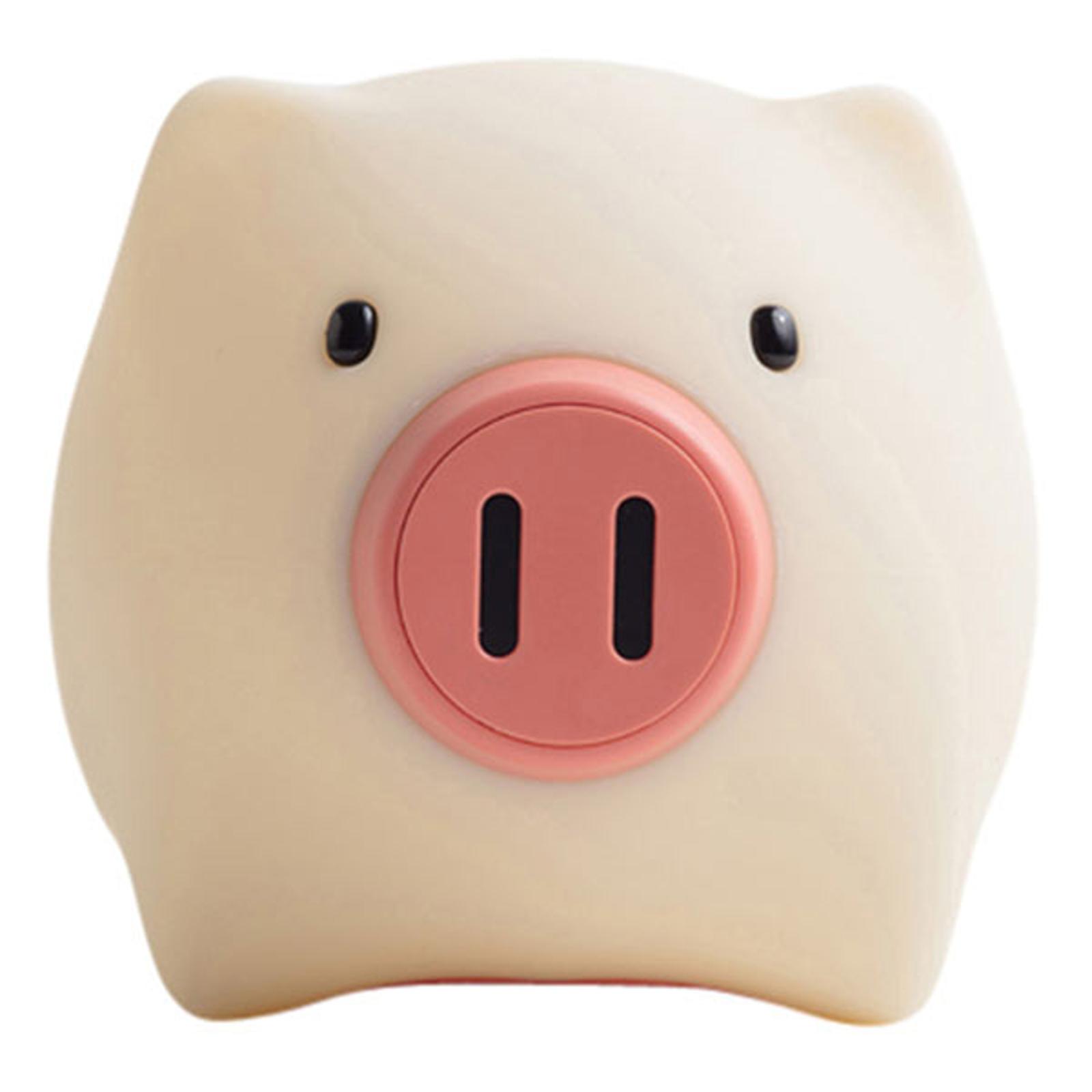 LED-Nachtlicht Piggy Pig mit Akku