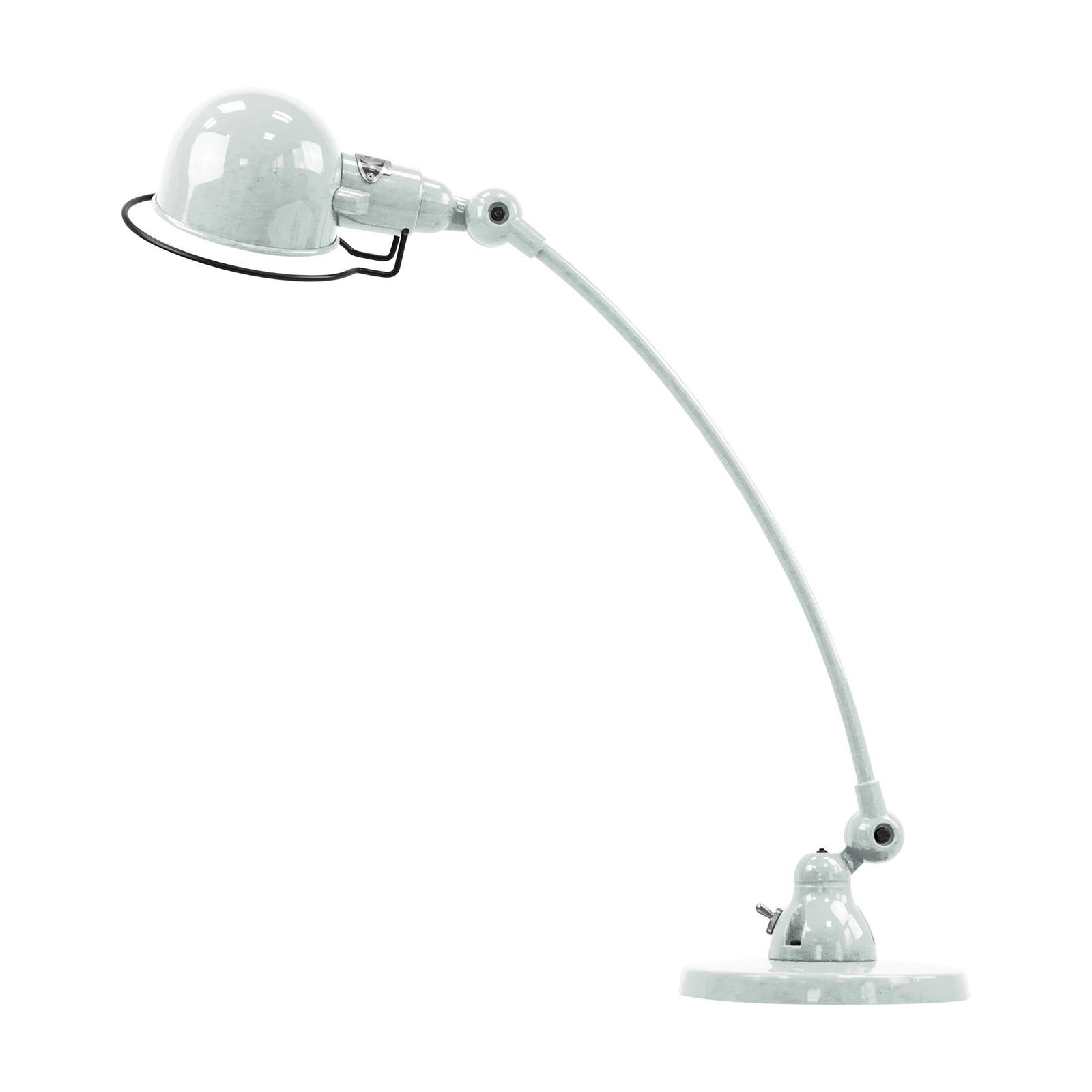 Jieldé Signal SIC400 Tischlampe, Fuß 1 Arm weiß