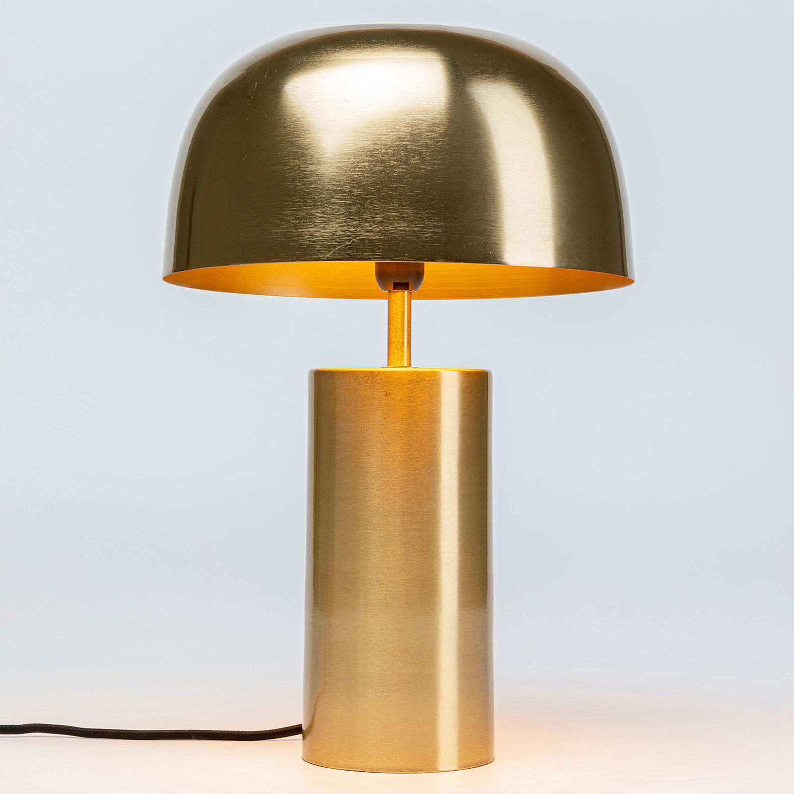 KARE Loungy lampada da tavolo in oro
