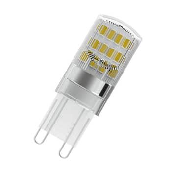 OSRAM LED-Stiftsockel G9 1,9W 2.700K klar 2er-Pack