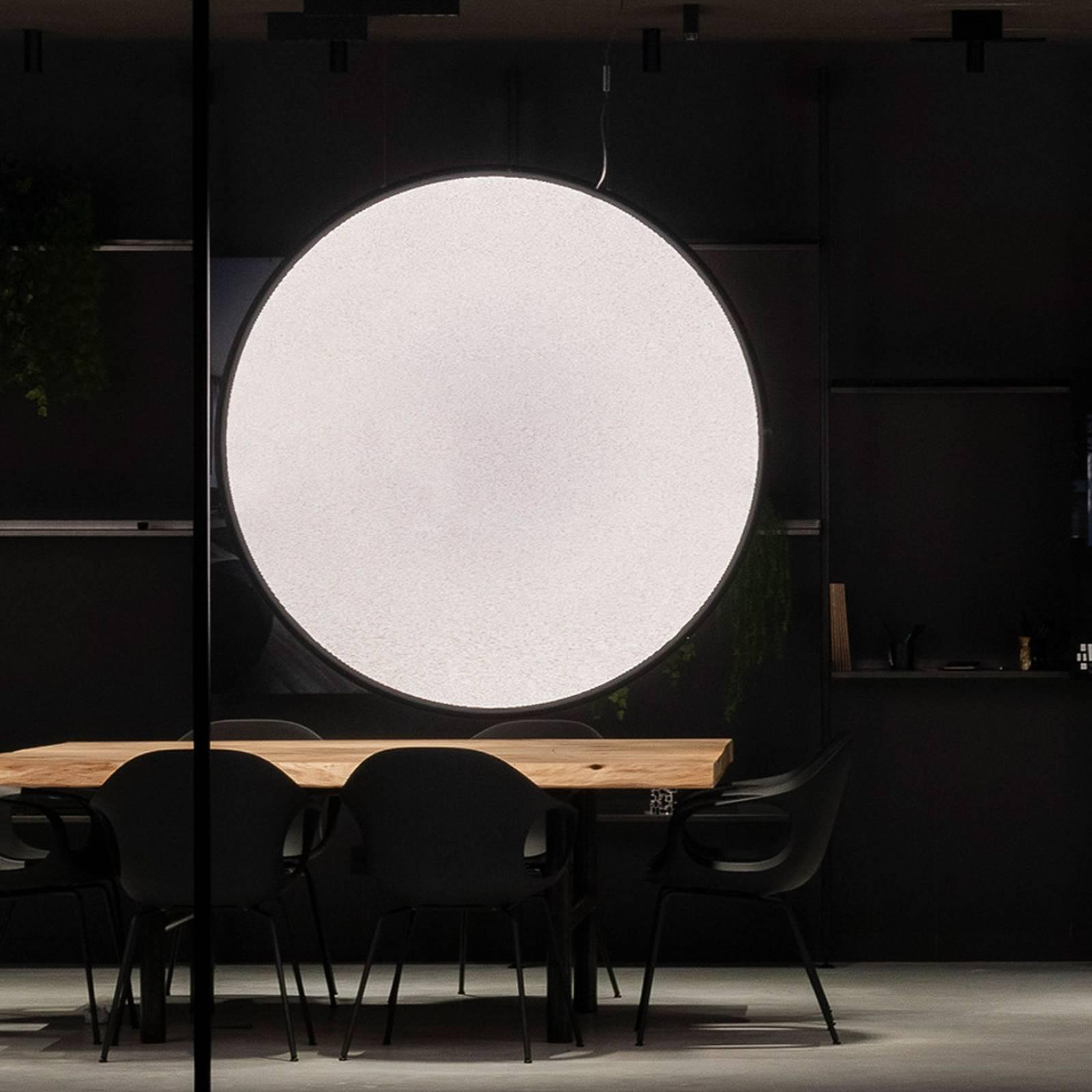 Artemide Discovery verticale nero Ø 140 cm, app