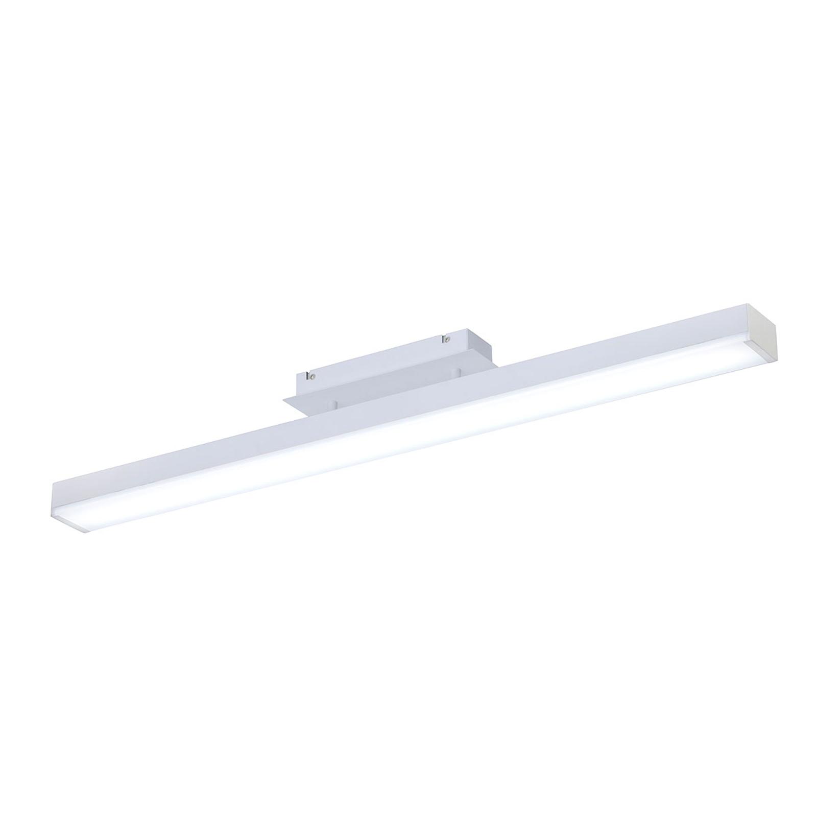 Trio WiZ Livaro LED-Deckenleuchte weiß matt