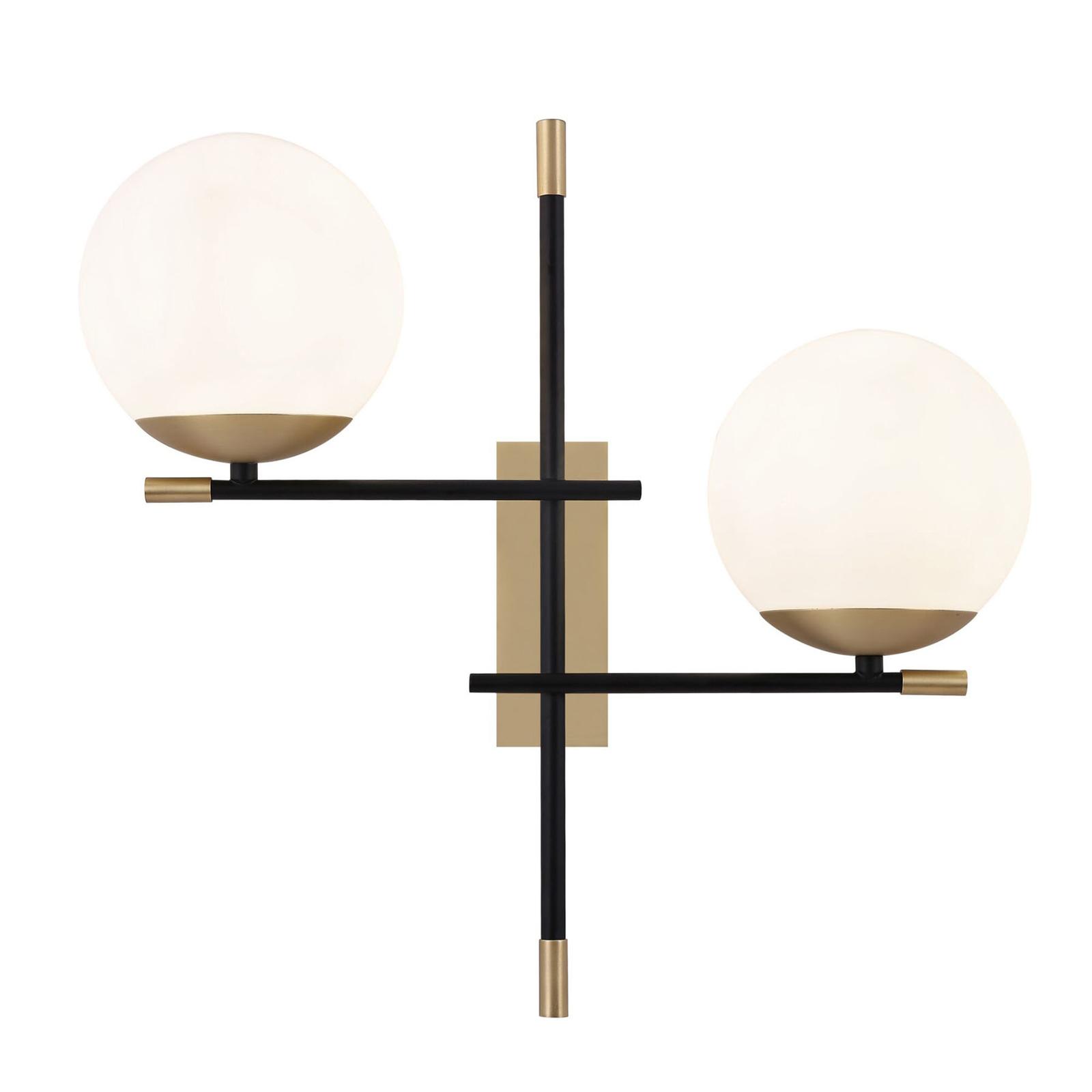 Wandlamp Nostalgia, 2-lamps