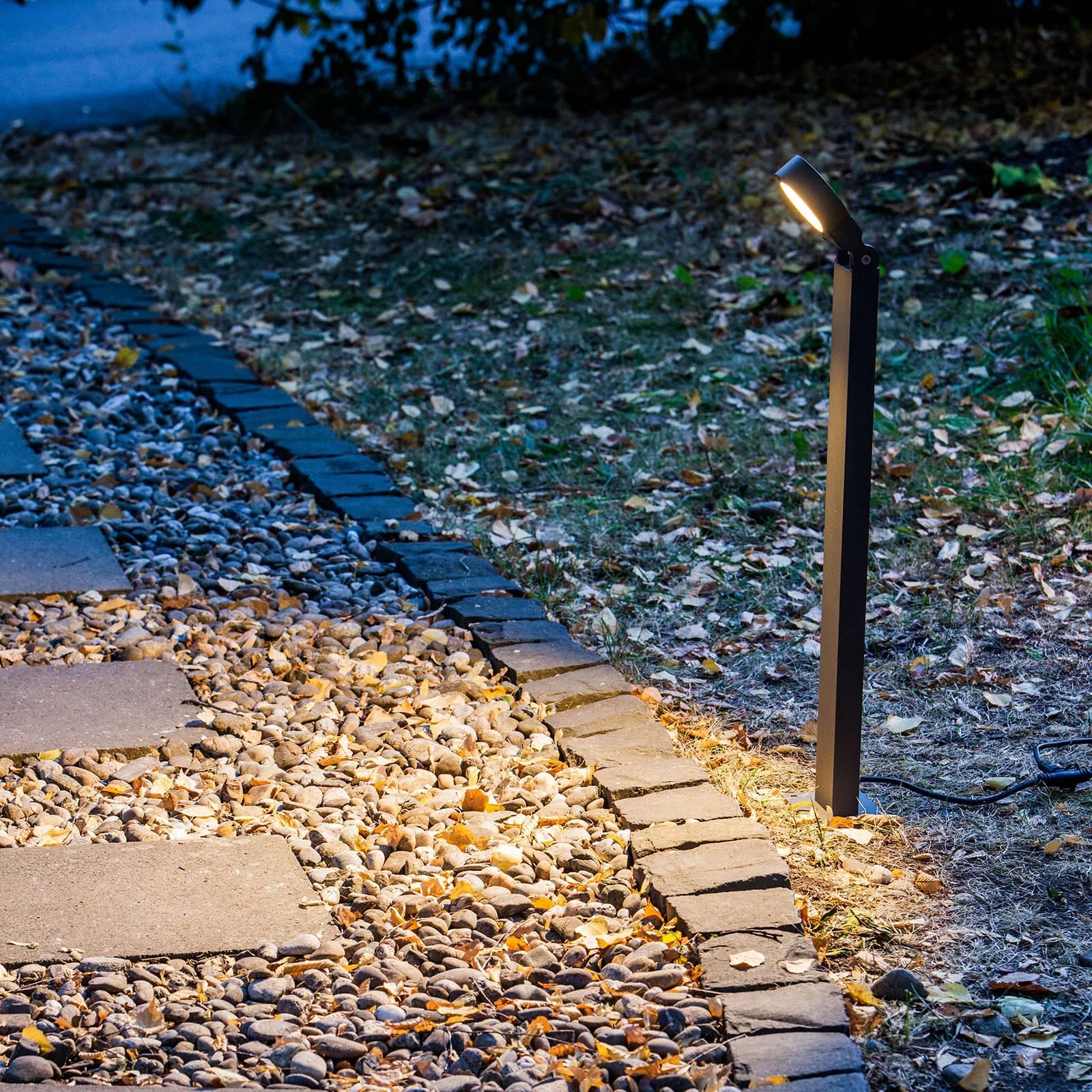 HEISSNER SMART LIGHTS słupek ogrodowy 60cm