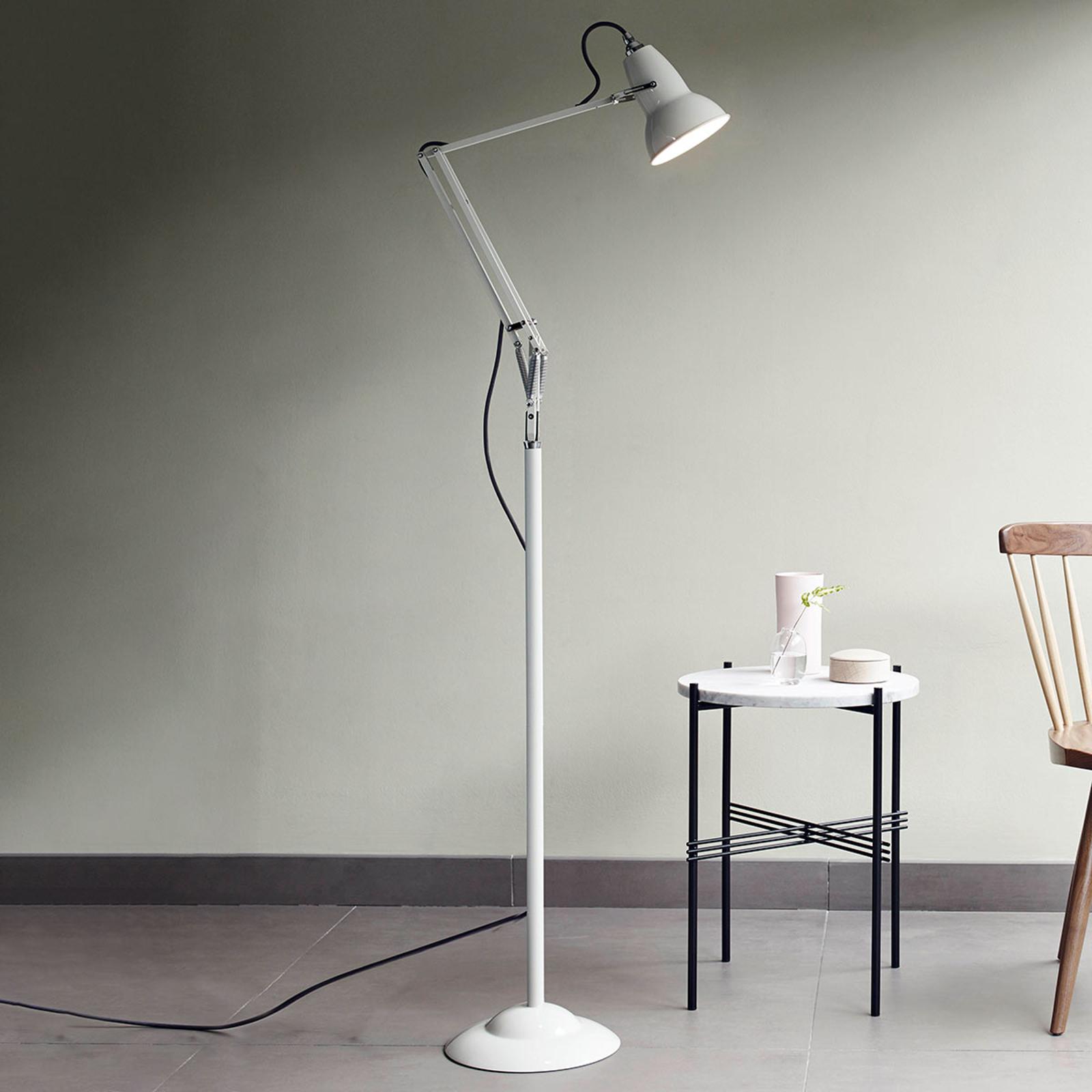 Anglepoise Original 1227 lampadaire blanc lin