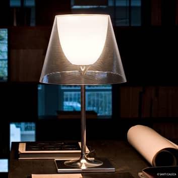 Lampada da tavolo KTRIBE T2 con doppio paralume