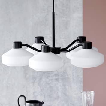 FRANDSEN Mayor lampadario, 5 luci