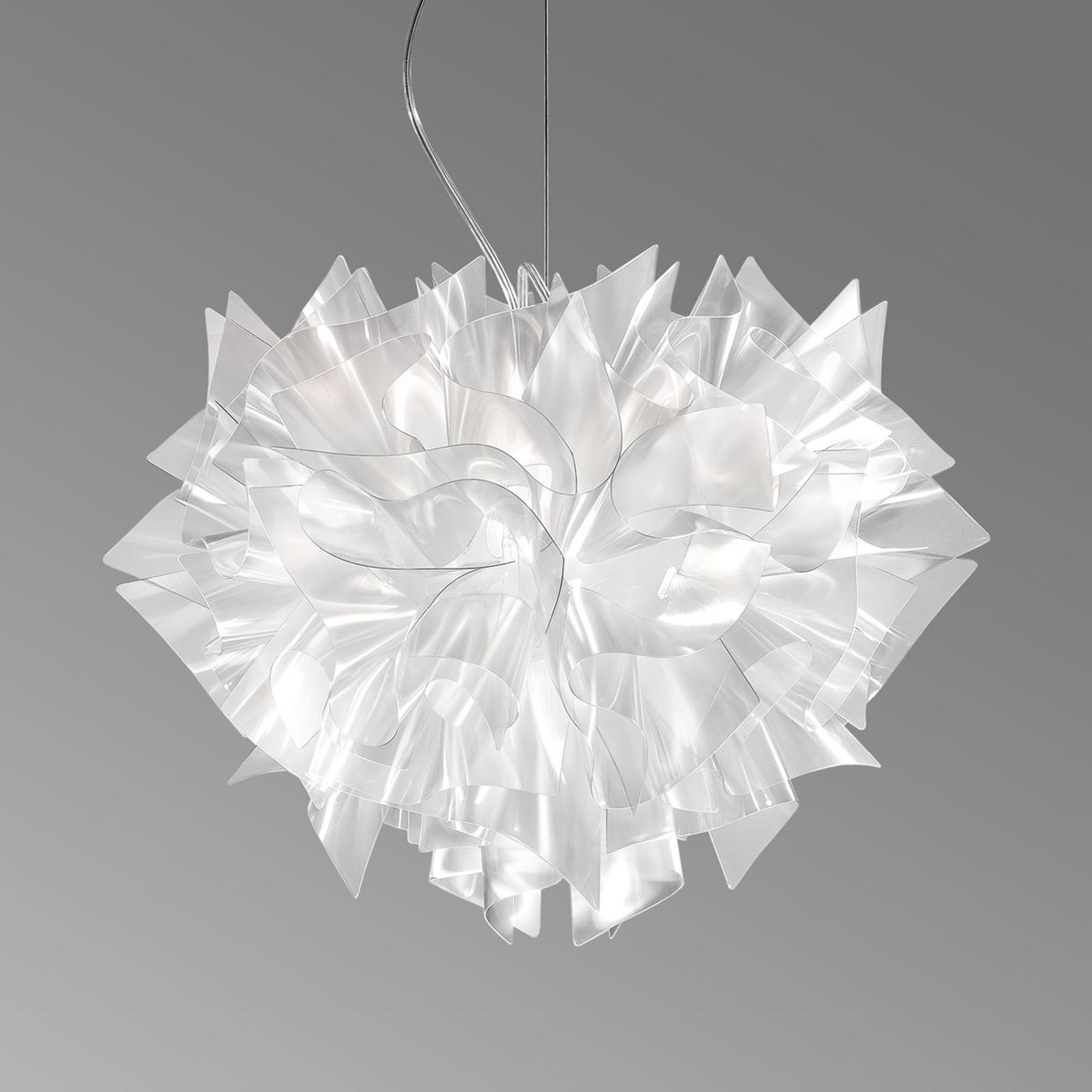 Slamp Veli Prisma Medium závěsné světlo, Ø 42cm