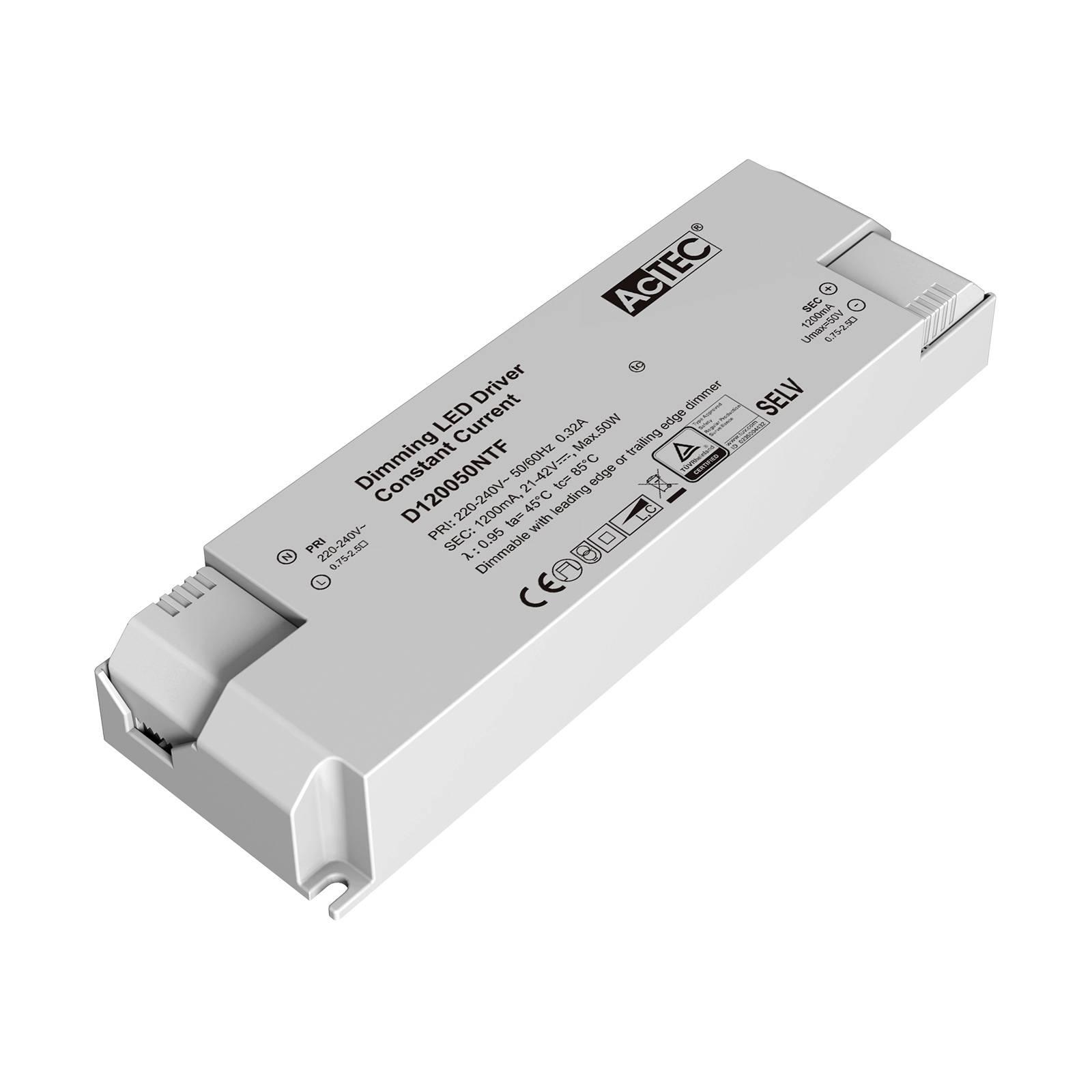 ACTEC AcTEC Triac LED ovladač CC max. 50W 1200mA