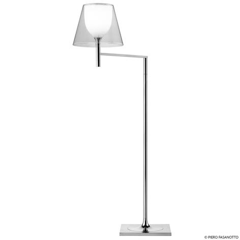 FLOS KTribe F1 lámpara de pie con pantalla de PMMA