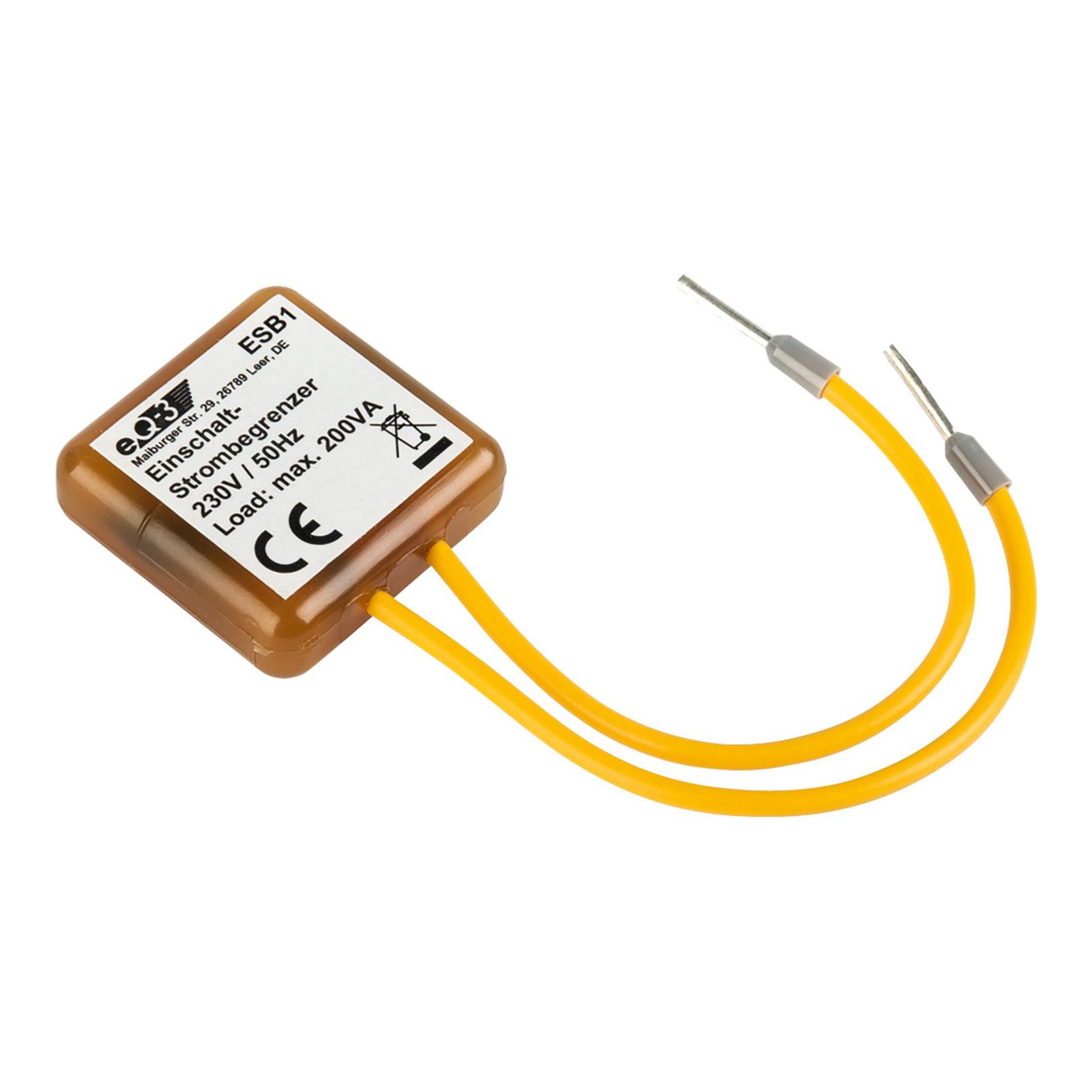 Homematic IP innkoblings-strømbegrenser