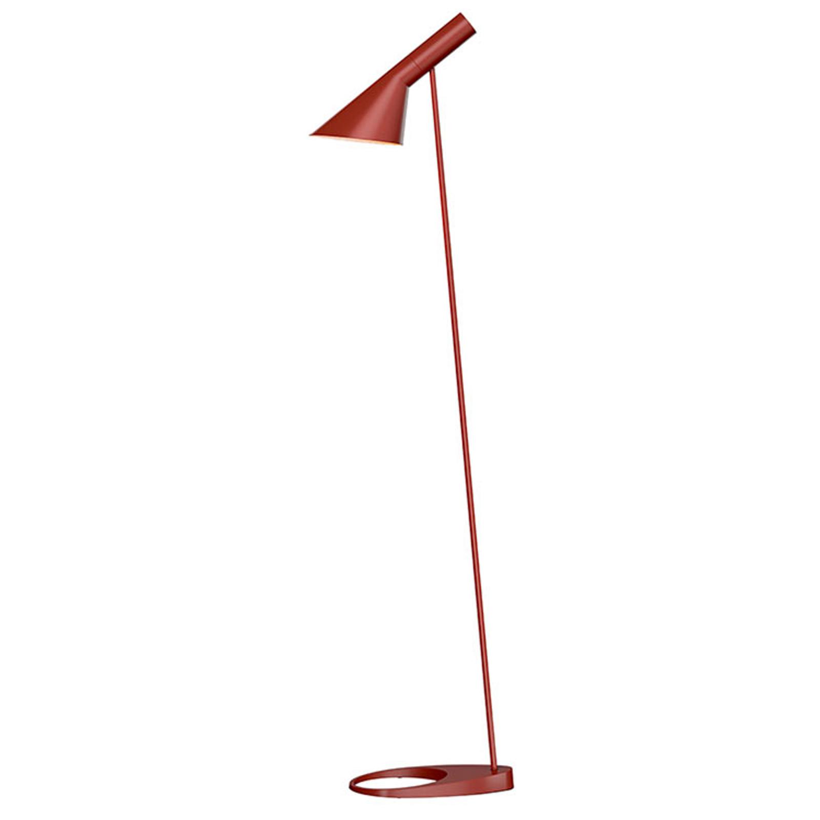 Louis Poulsen AJ - vloerlamp, auburn
