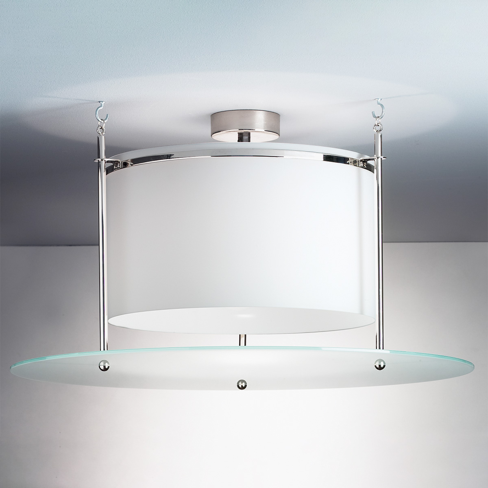TECNOLUMEN DMB 30 – glasstaklampe