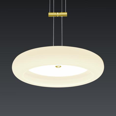 BANKAMP Centa LED-pendellampe 1 lyskilde