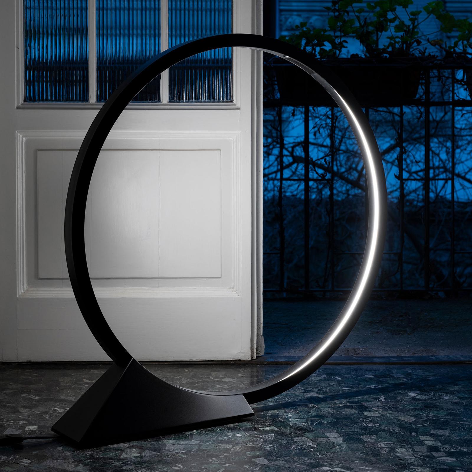 Artemide O lampadaire LED, appli