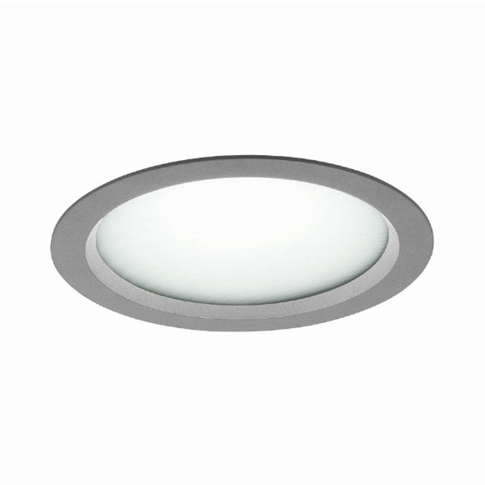 Mikroprismen-LED-Einbauleuchte Vale-Tu Flat Large