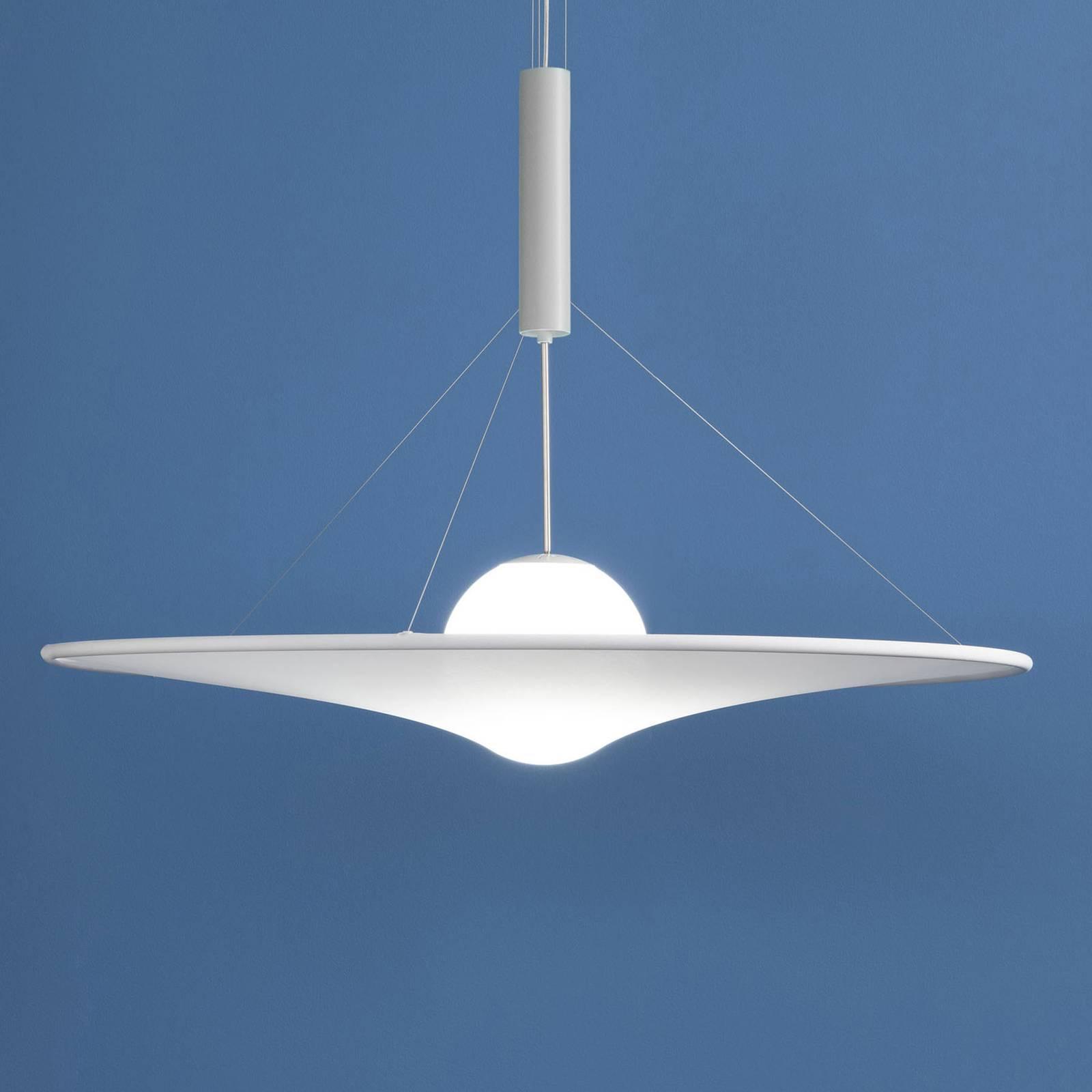 Axolight Manto LED design-hanglamp, Ø 70cm