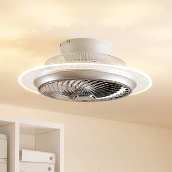 Starluna Yolina LED-takfläkt med ljus