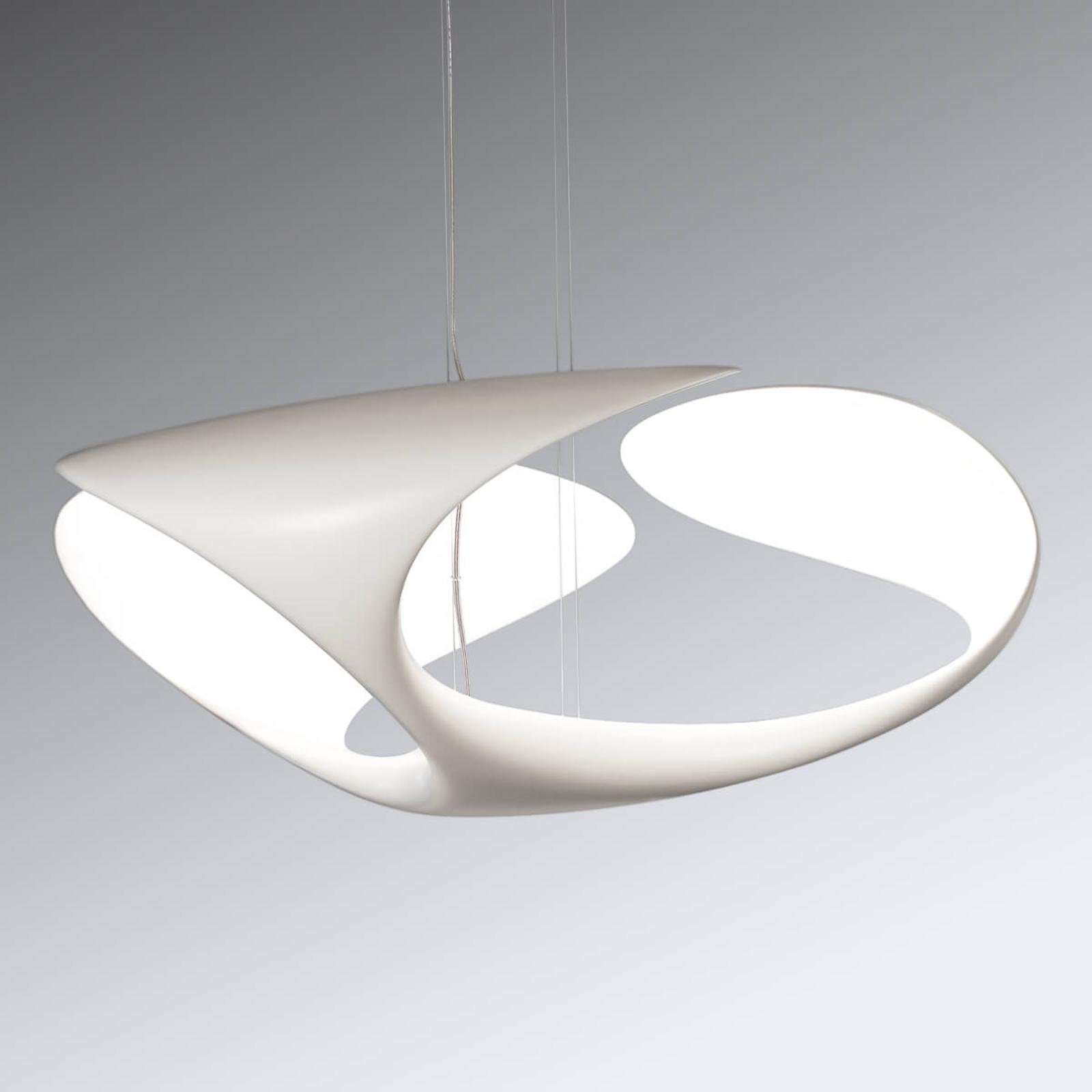 Atrakcyjna lampa wisząca LED Clover