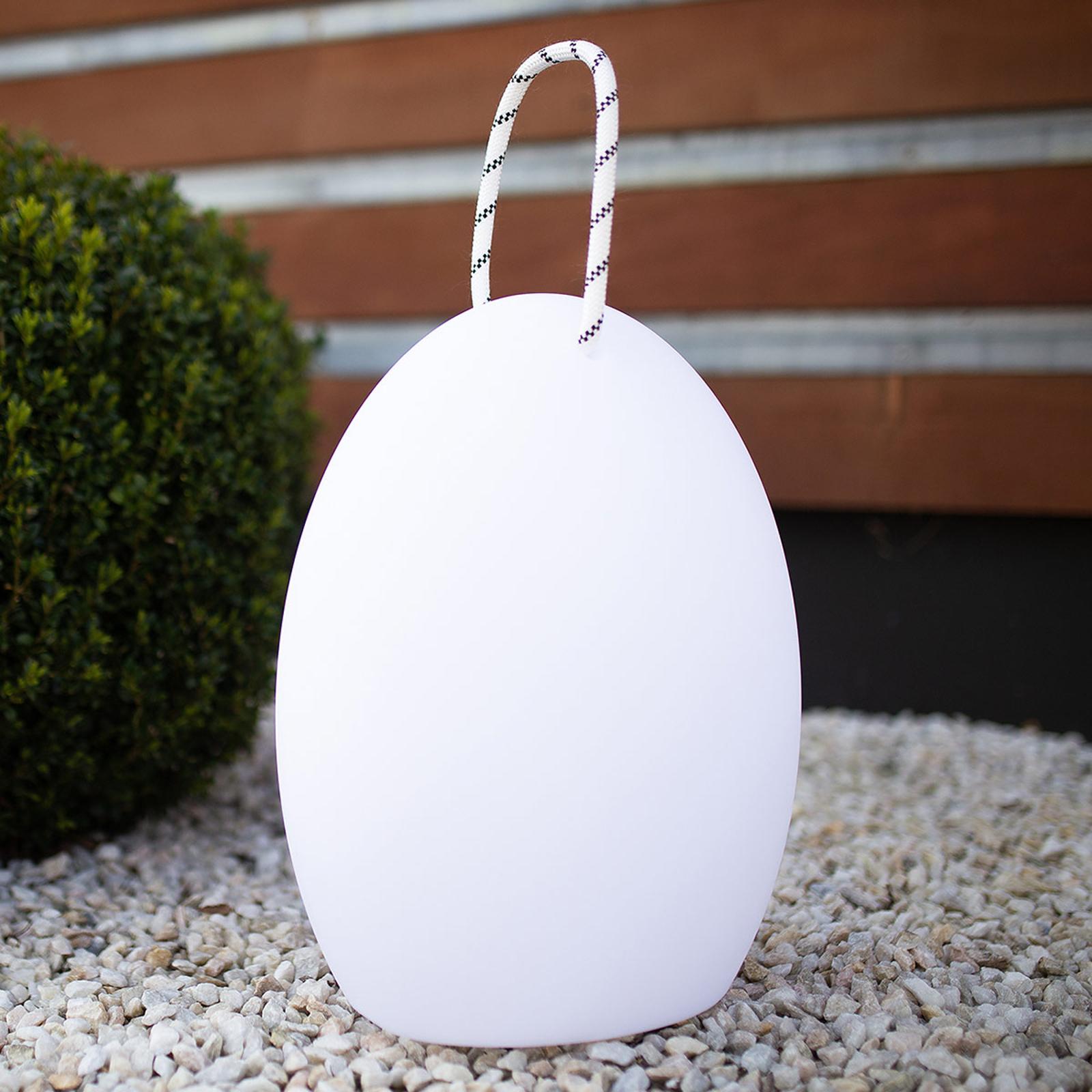 LED-dekorationslampe Amande Cord 395, 39,5 cm