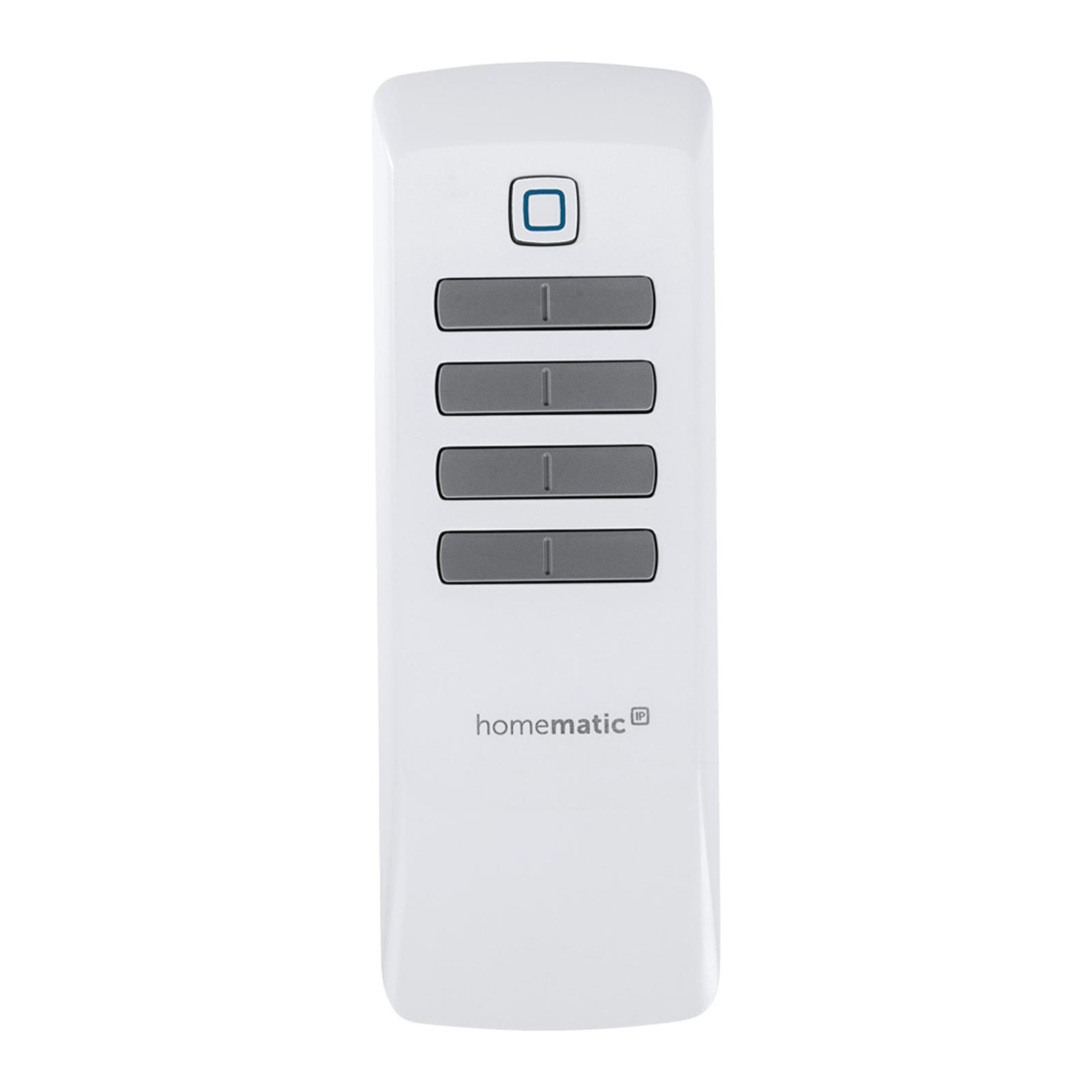 Homematic IP télécommande 8x affection libre