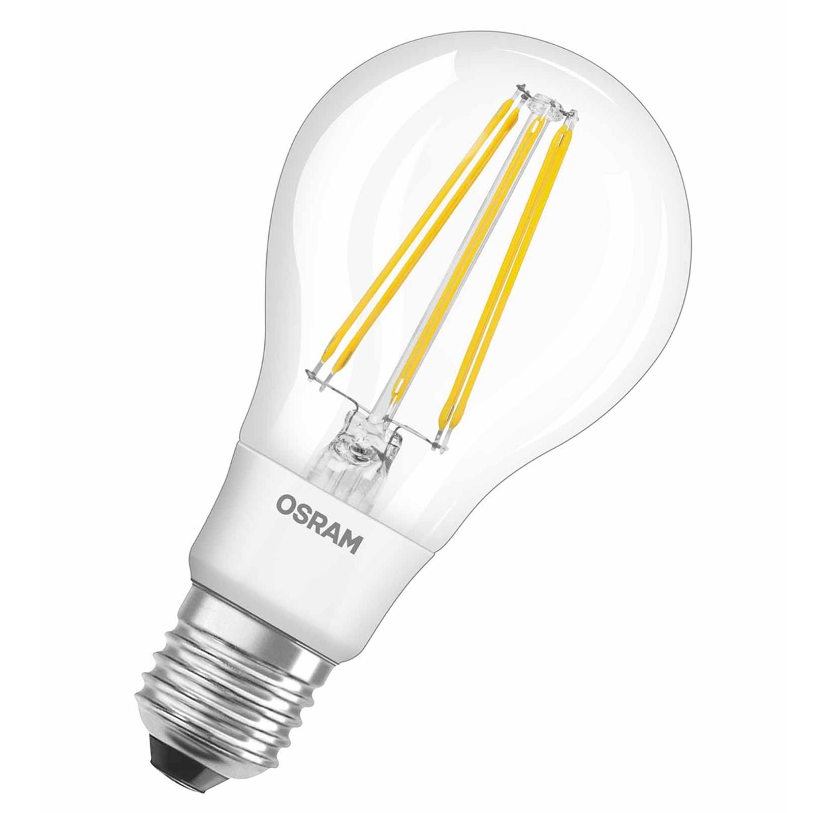 OSRAM LED-Lampe E27 10W 827 Filament