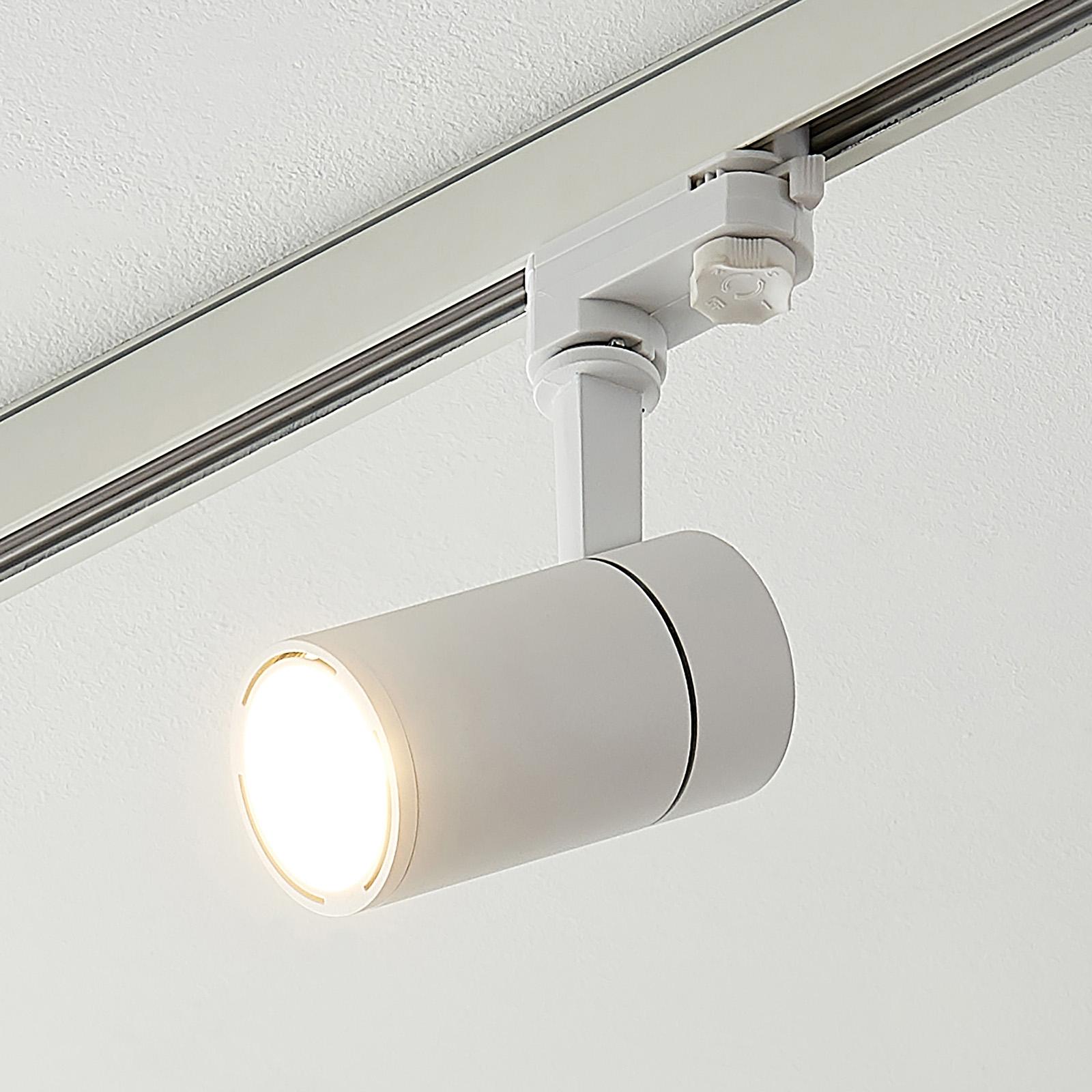 Arcchio Cady LED-Schienenstrahler, weiß 36° 12W