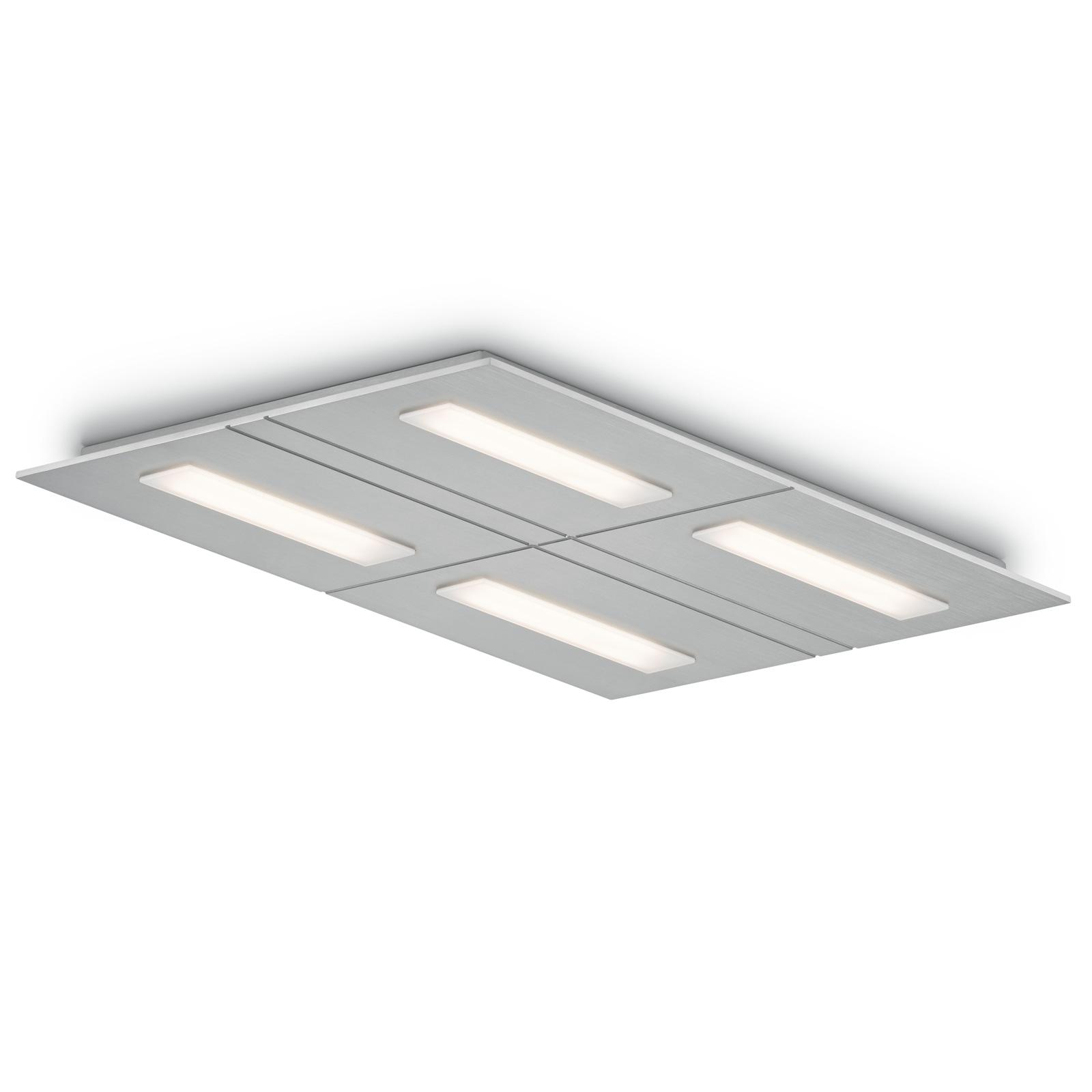 LED-taklampe Sina-4, dim-til-varm, 4 lyskilder