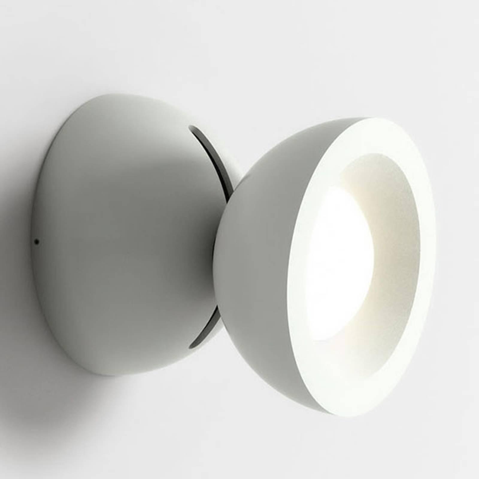 Axolight DoDot LED-Wandleuchte, weiß 46°