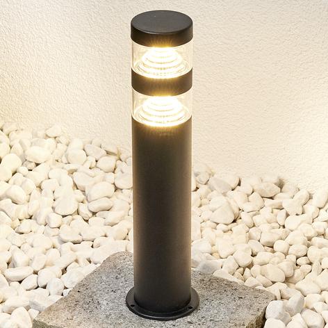 Sokkellampen Lanea med LED´er - varmhvid
