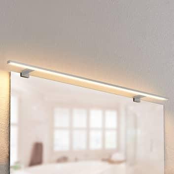 Lindby Lusano LED-vegglampe til Bad av aluminium