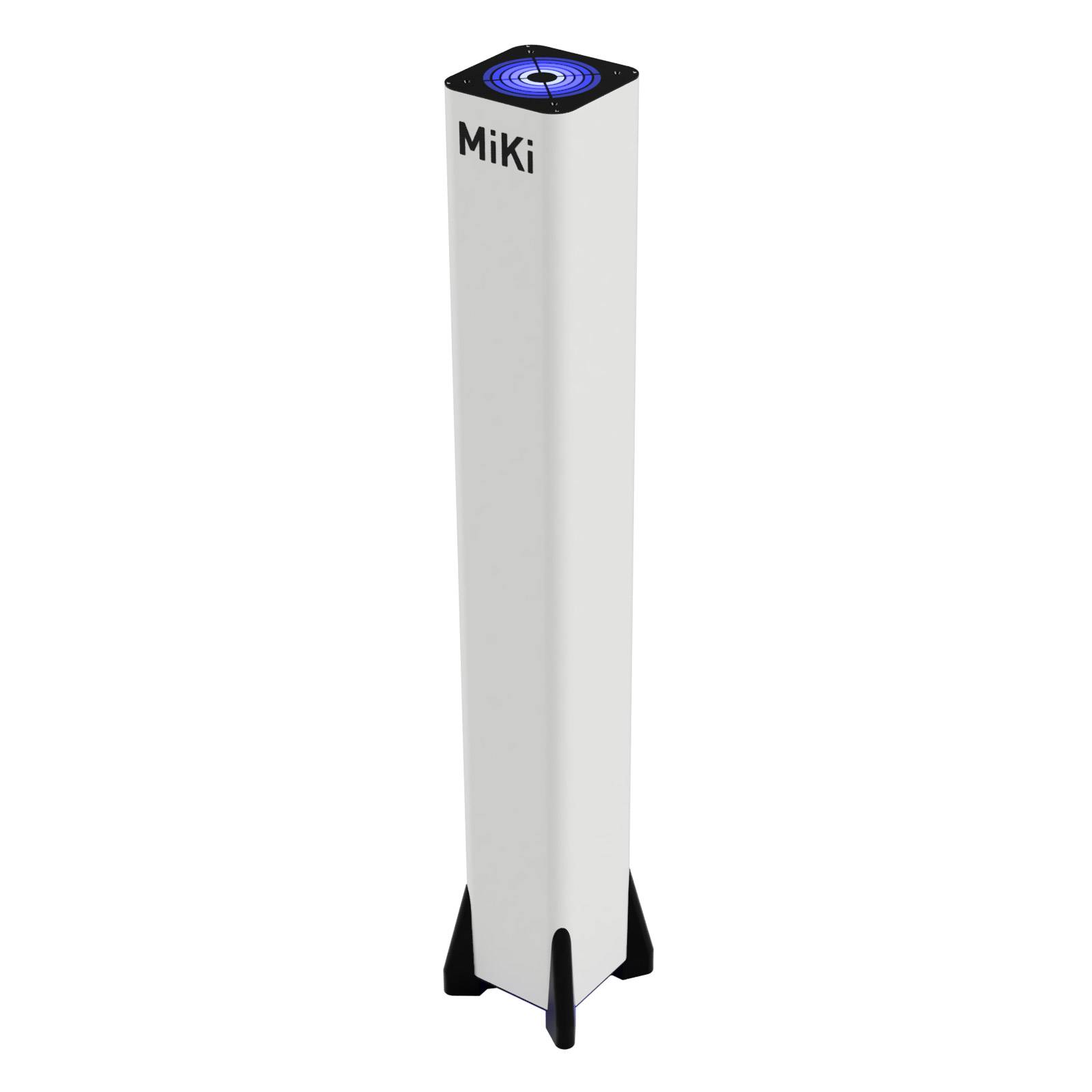 Rocket stand for MiKi UV-C air cleaner