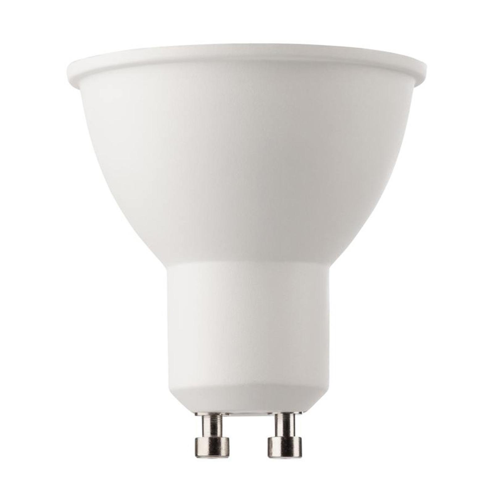 Riflettore LED GU10 5W 2.700K trasparente
