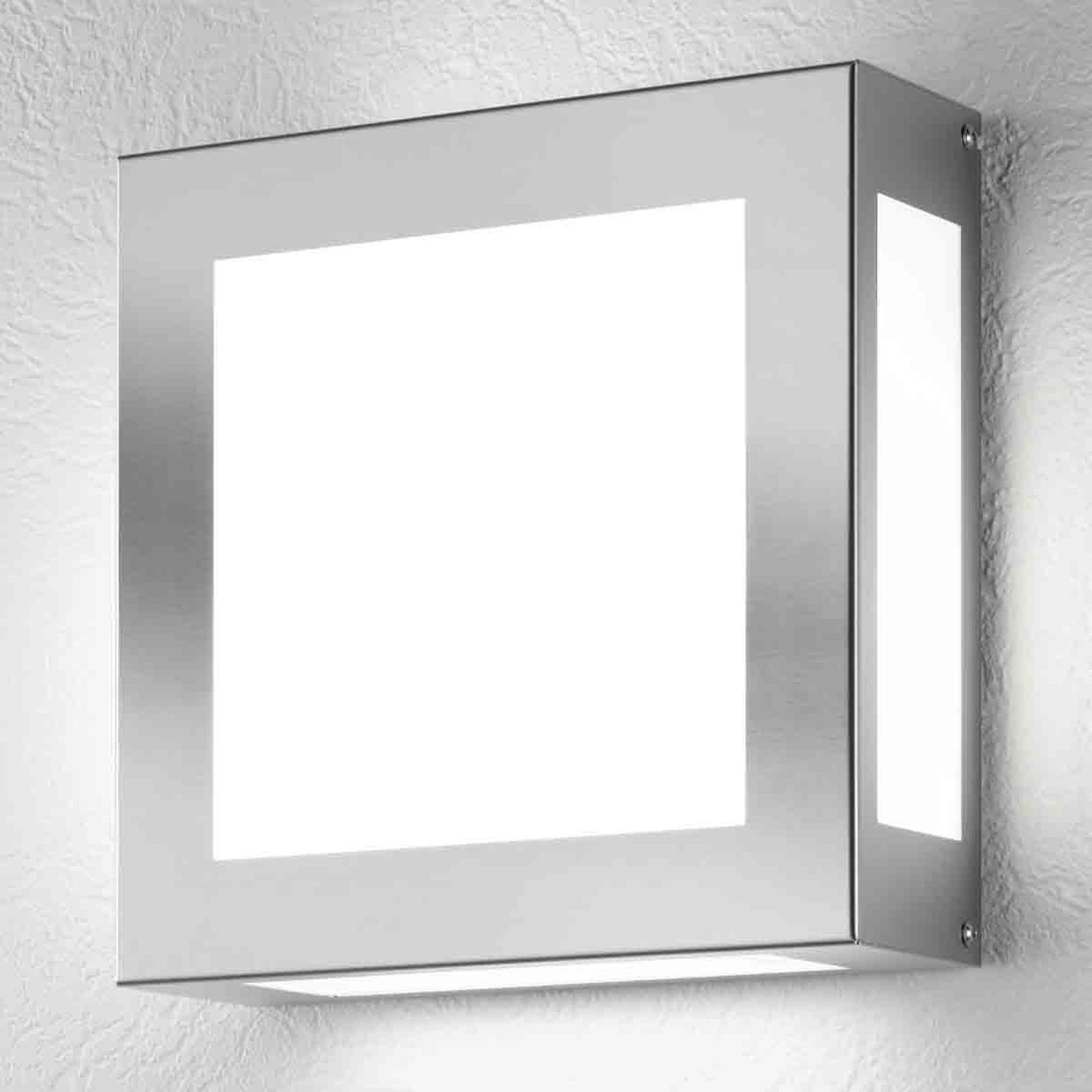 Eenvoudige buitenwandlamp Legendo zonder sensor