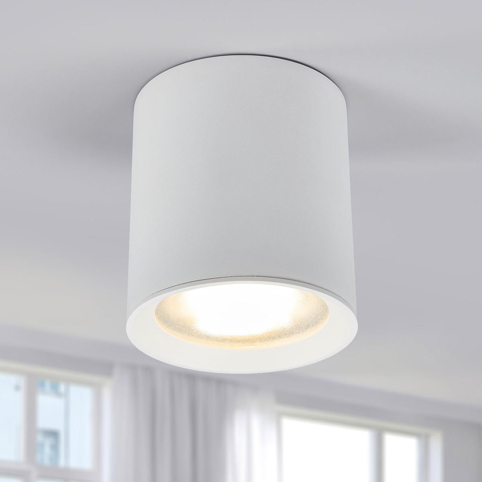 Lampa sufitowa LED Benk, 11 cm, 6,7 W