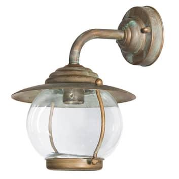 Olivia - rund geformte Außenwandlampe IP44