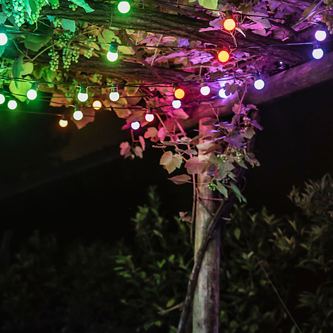 LED-Party-Lichterkette Twinkly Festoon Starter Kit