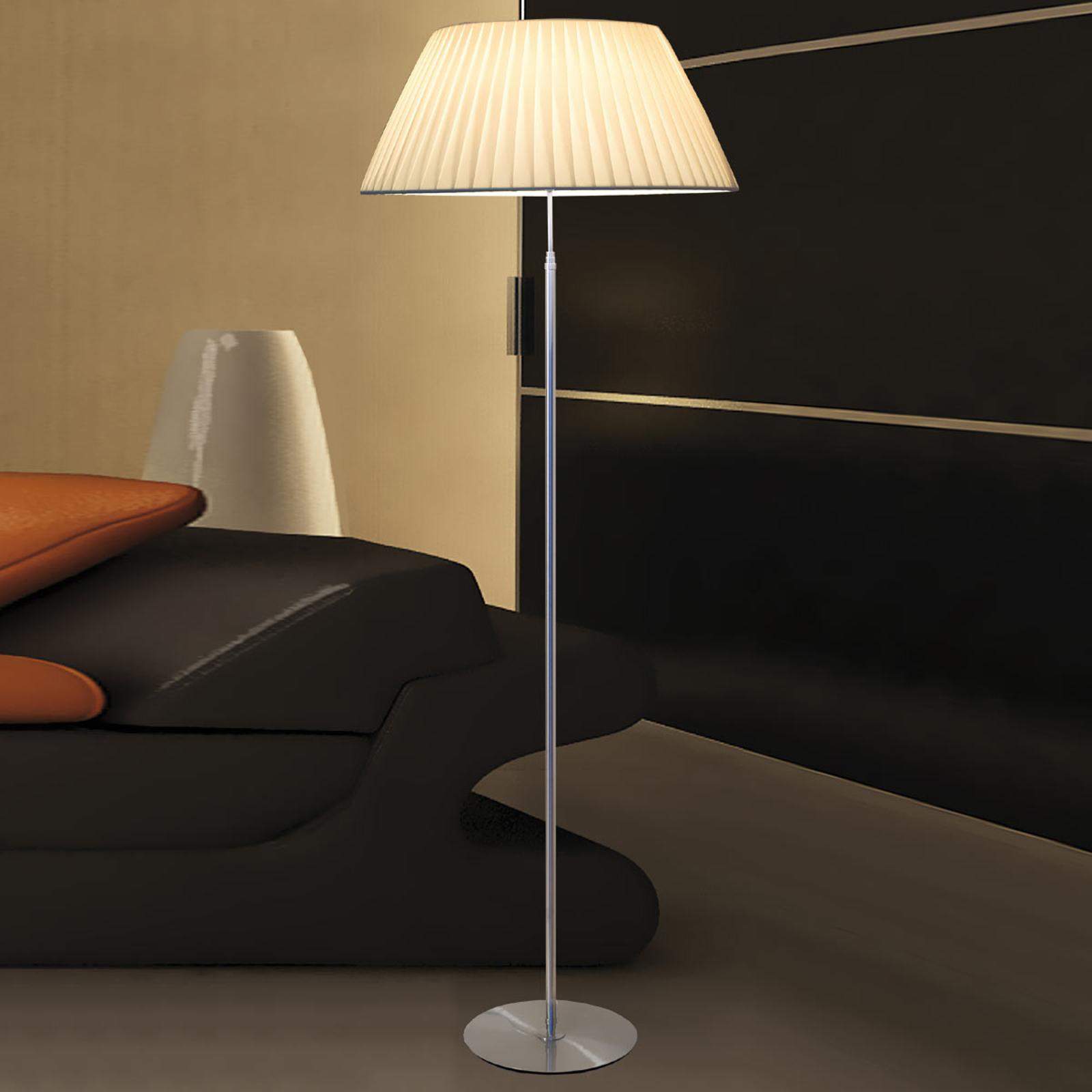 Smukła lampa stojąca Clara