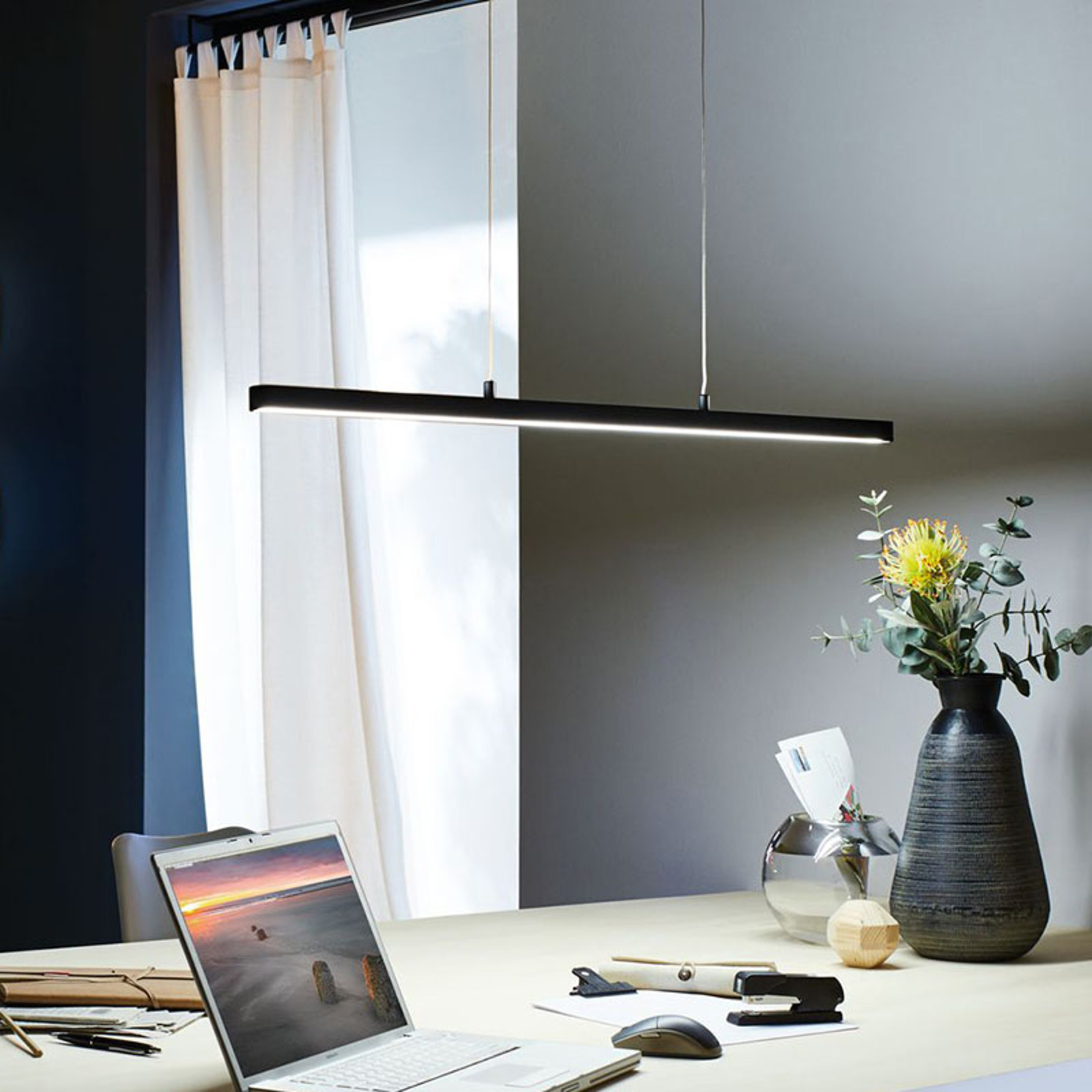 Paulmann Lento LED pendant light, Bluetooth, CCT_7601230_1