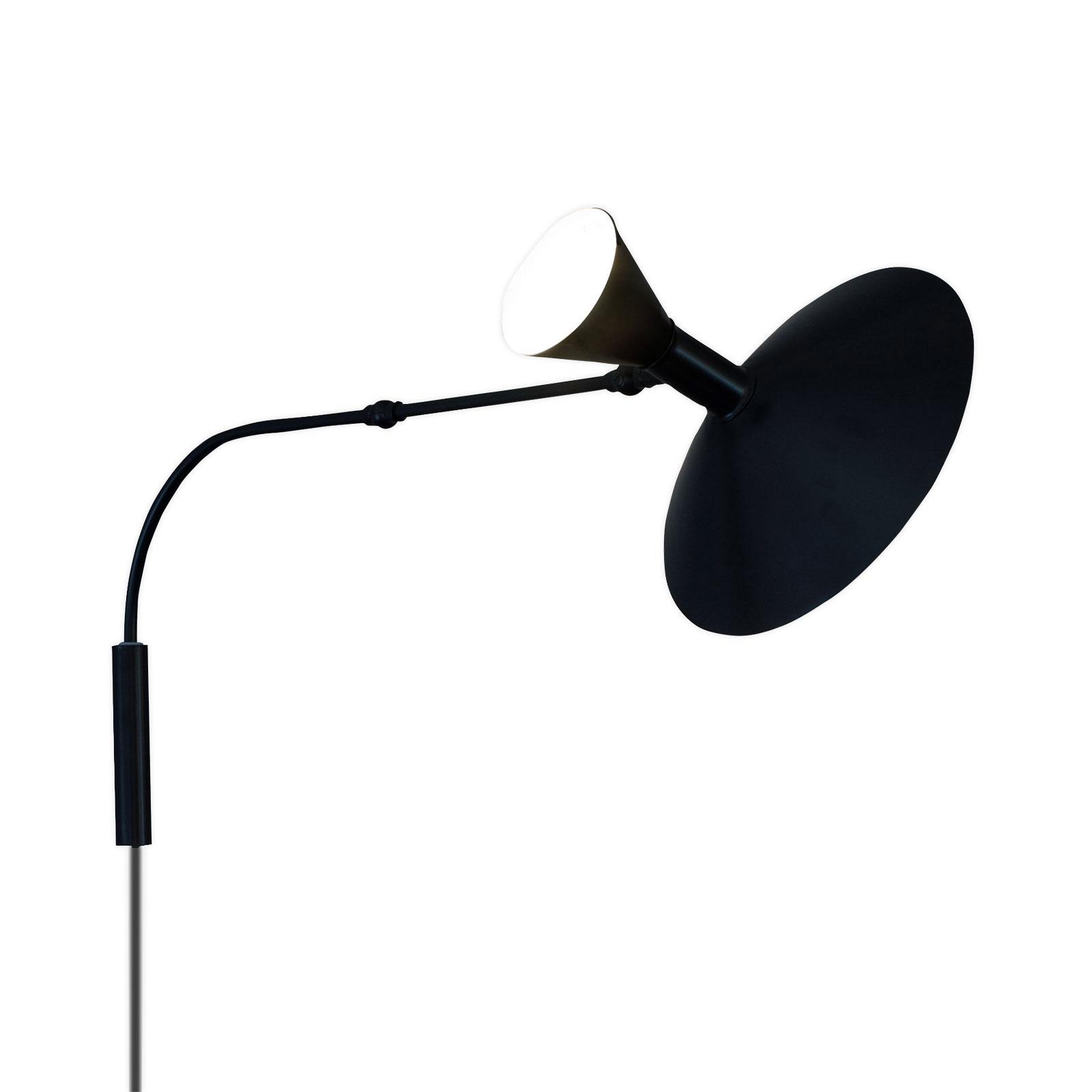 Nemo Mini Lampe de Marseille Wandleuchte schwarz