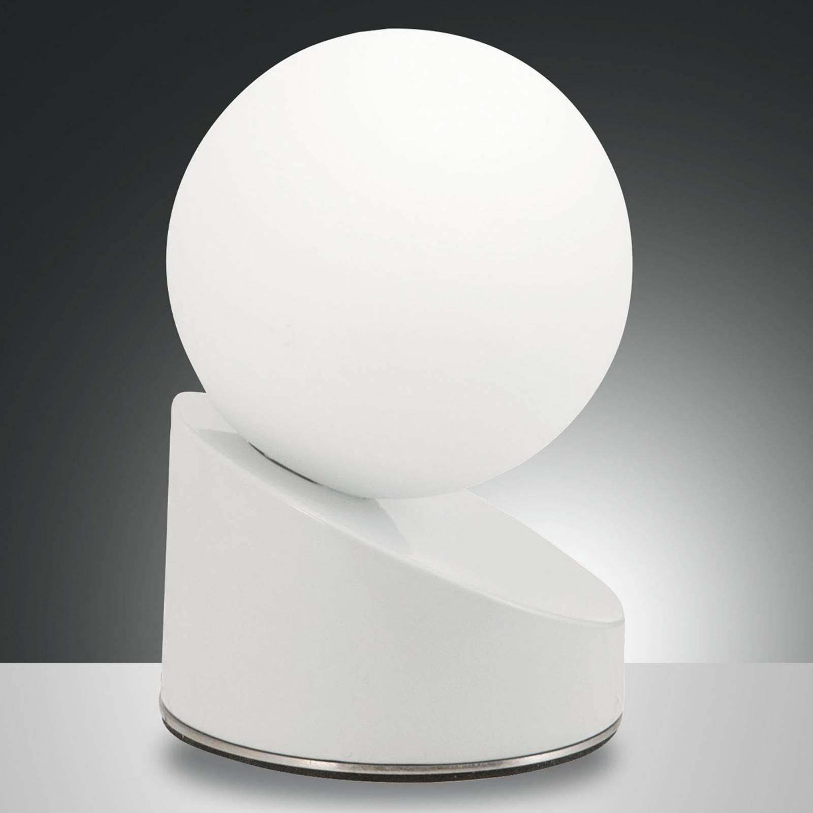 LED-Tischleuchte Gravity, weiß