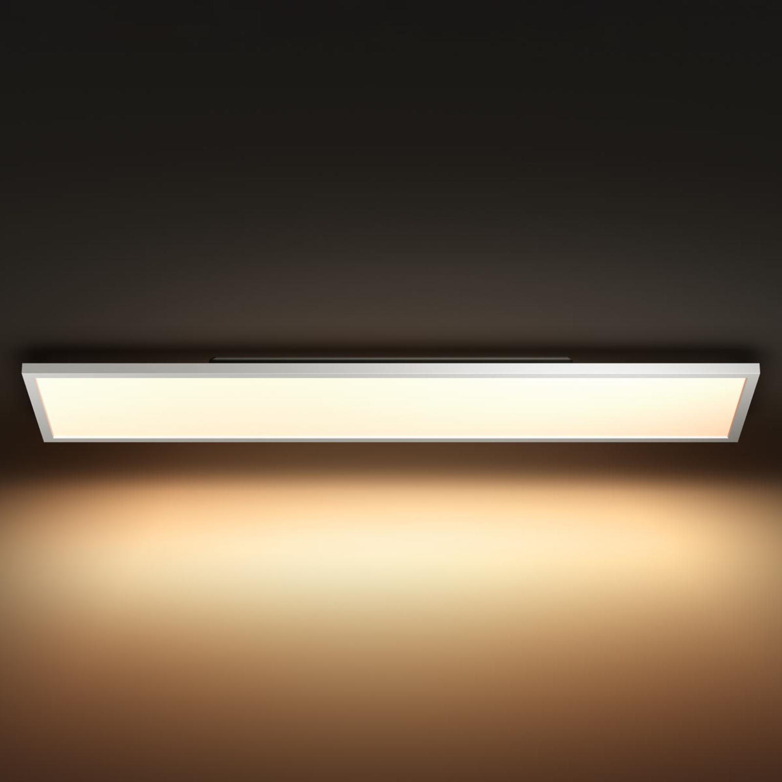 Philips Hue Aurelle LED-Panel eckig, 120 x 30 cm