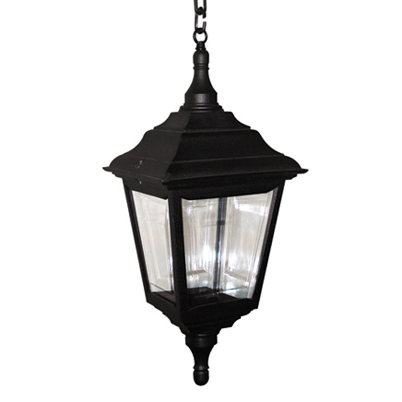 Traditionelt formet udendørshængelampe Kerry
