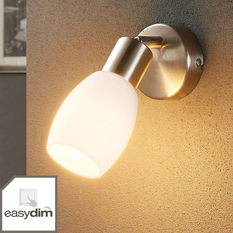 Faretto LED Arda con lampadina Easydim
