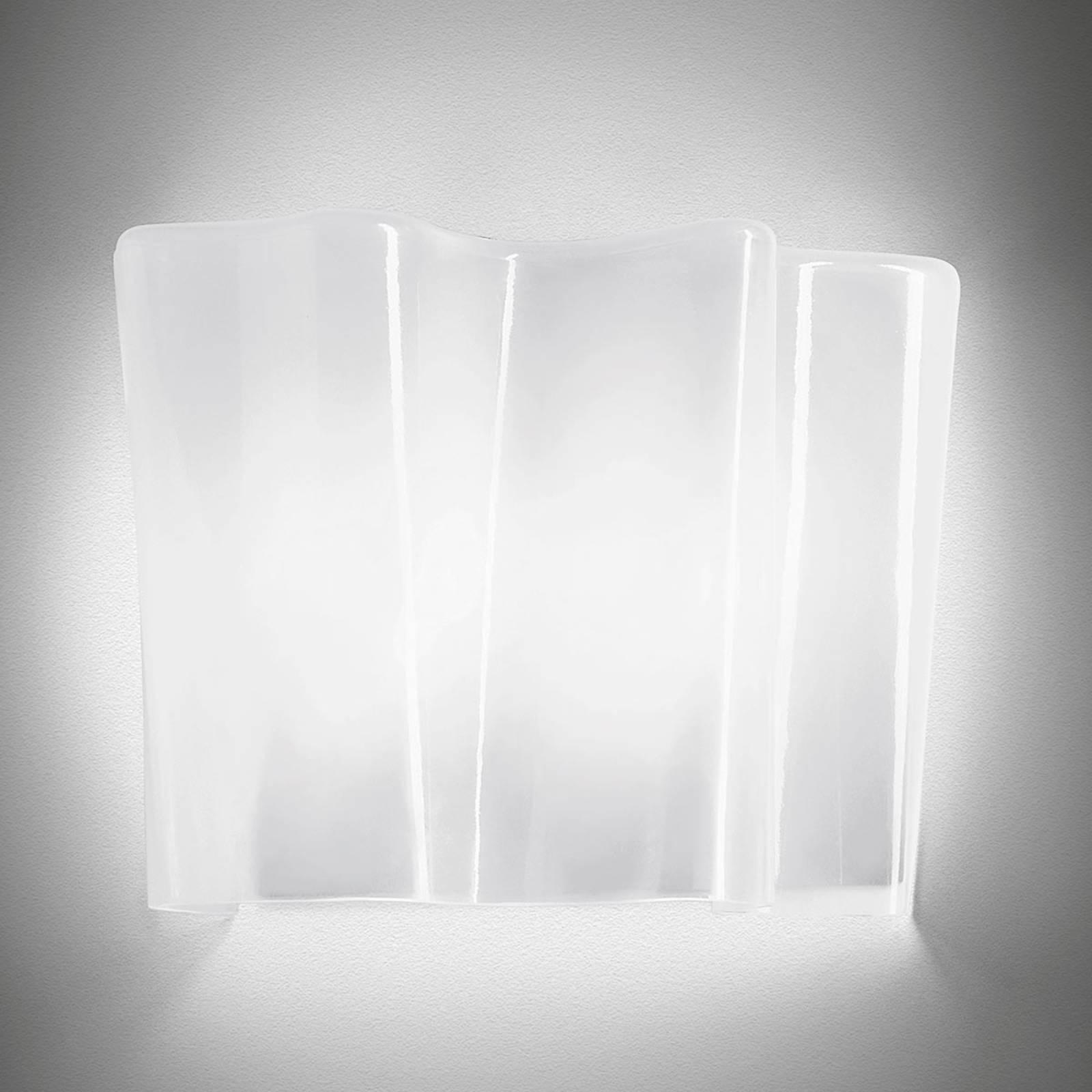 Artemide Logico Micro Wandleuchte 33 cm weiß