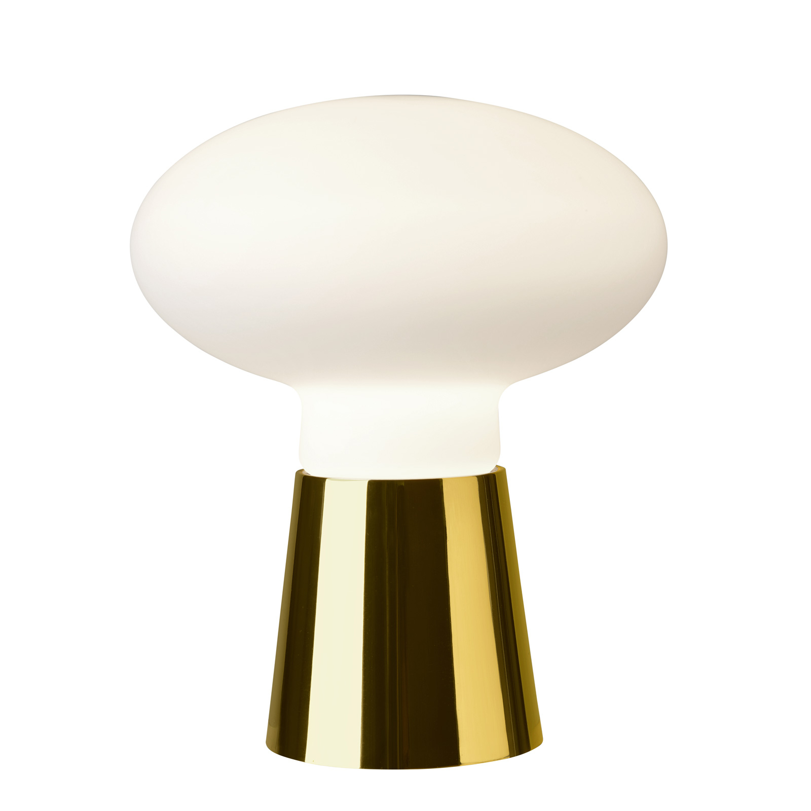 Villeroy & Boch Bilbao pöytälamppu, kultaväri 21cm