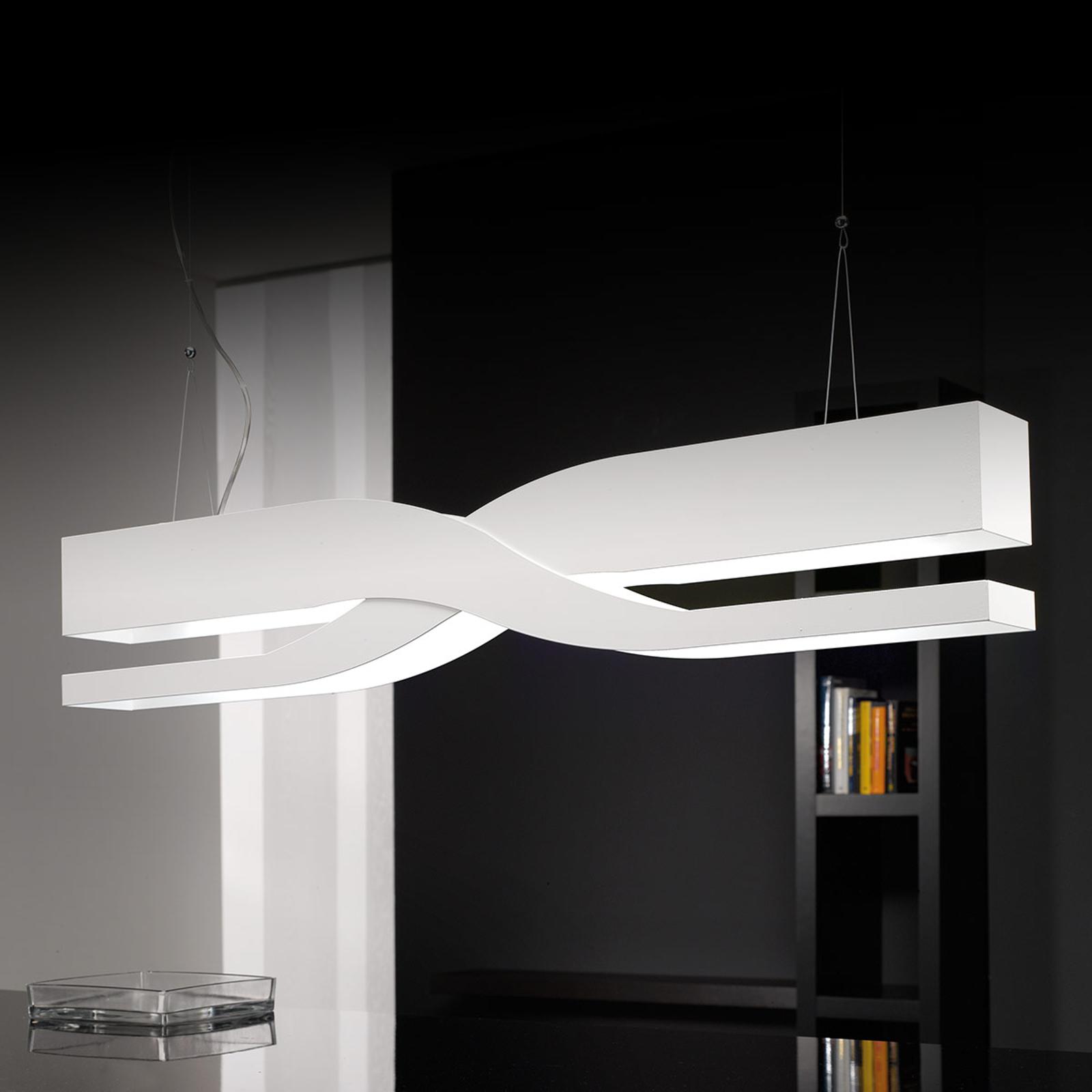 Fantazie plné designové závěsné světlo Fifi 100 cm