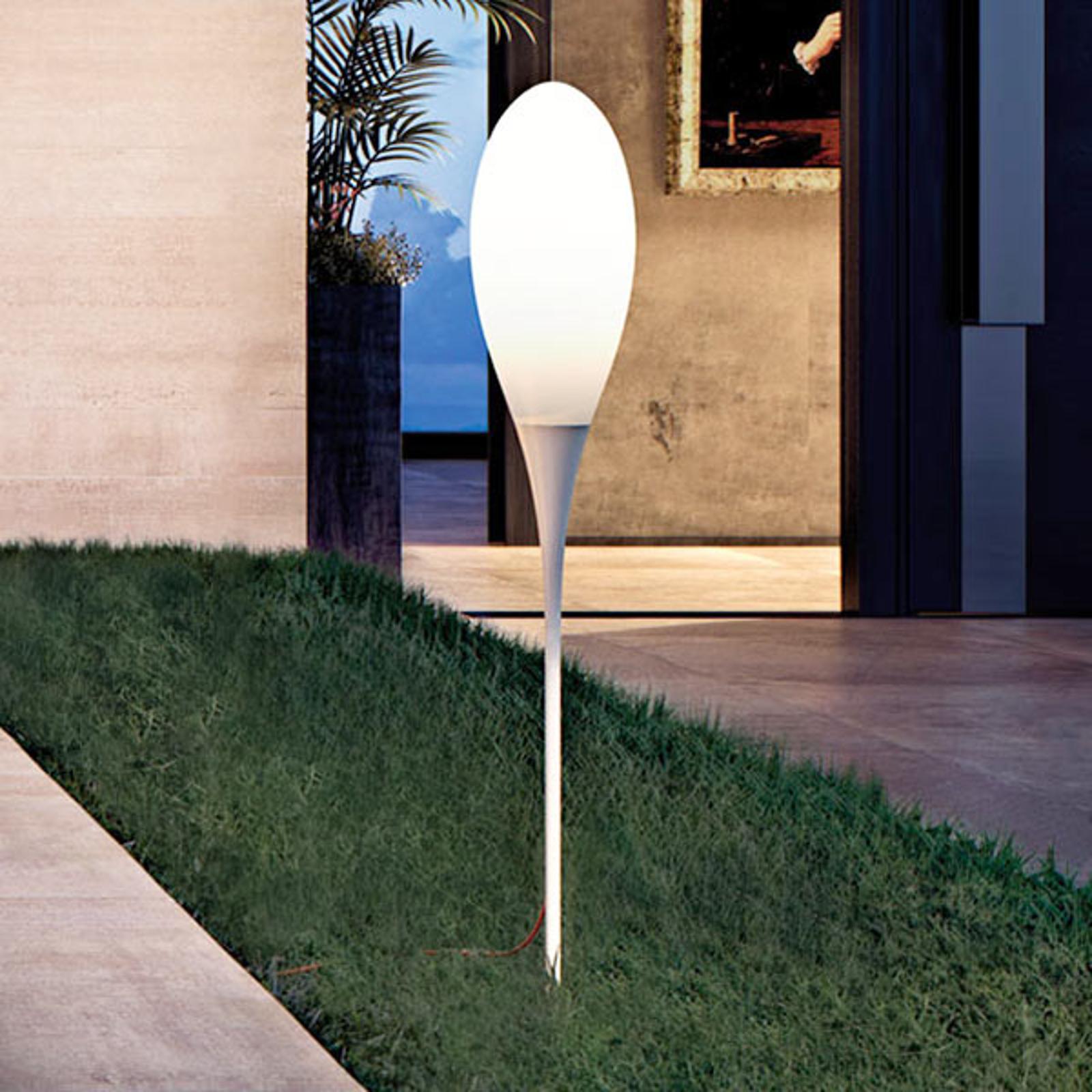 Moderne veilampe Spillo