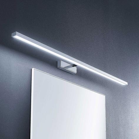 Lindby Jukka LED-Spiegelleuchte Badezimmer 120 cm