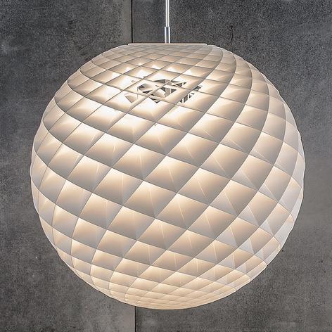 Louis Poulsen Patera závěsné světlo bílé 60 cm